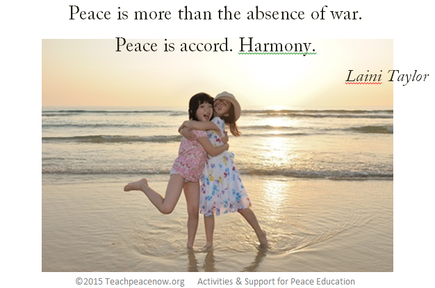 Peace is more POSTER