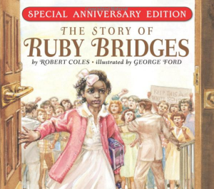 The Story of Ruby Bridges Teach Peace Now recommended book